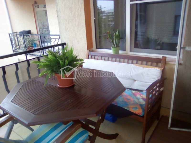 Apartament cu 3 camere, bloc nou, Gheorgheni