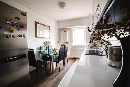 Apartament cu 3 camere, Intre Lacuri, superfinisat