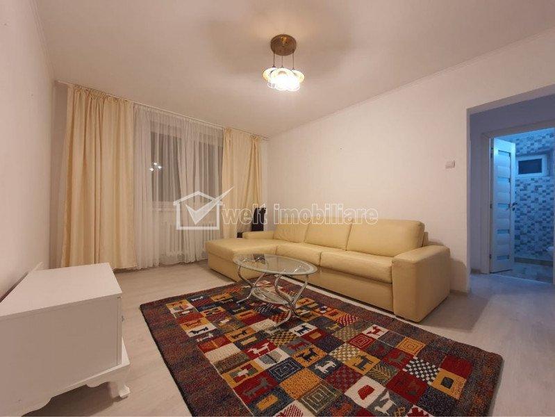 Apartament de vanzare, lux, 2 camere, balcon, Gheorgheni, la 5 minute de Iulius
