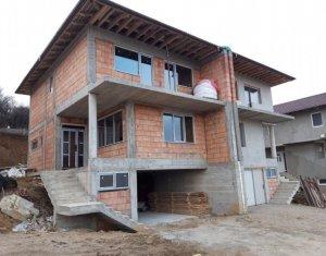Duplex Floresti, calitatea inalta a constructiei, cu panorama