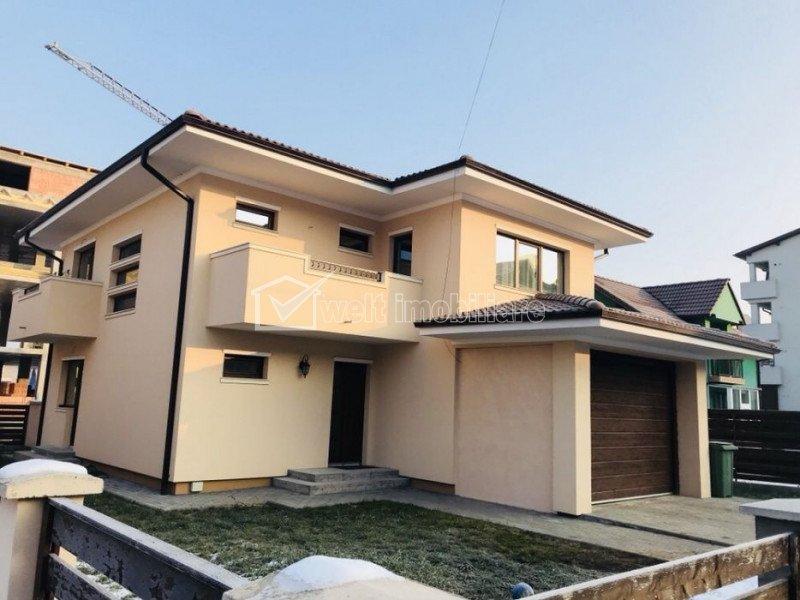 Casa individuala, zona dezvoltata Floresti, 120mp, 350 mp teren