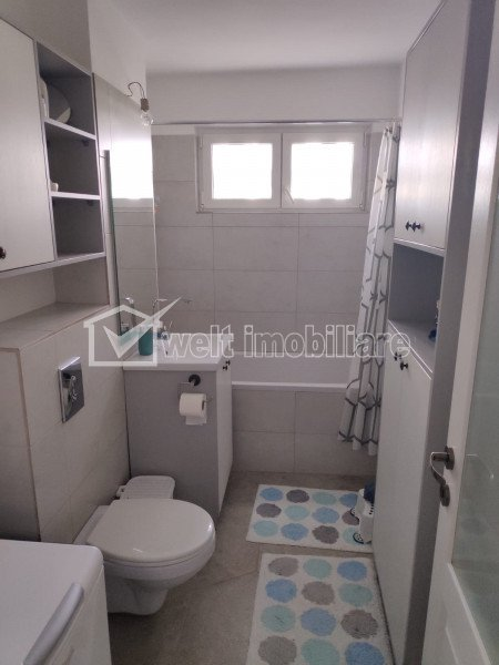Apartament ultrafinisat cu 4 camere, decomandat, etaj intermediar, Manastur