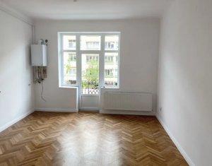 Apartament 2 camere, decomandat, 56 mp utili, zona Horea, parcare+boxa 16 mp