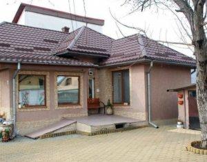 Casa individuala de 100 mp utili, cu 330 mp de teren in zona Kaufland, Marasti