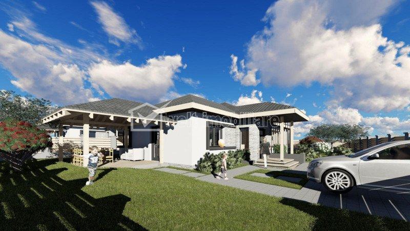 House 4 rooms for sale in Jucu De Mijloc