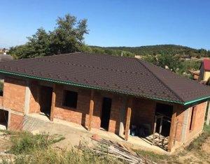 Casa de vanzare in zona Salicea, 230 mp utili, constructie noua, teren 750 mp