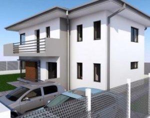 Casa 3 dormitoare, 404 mp teren, Dezmir, aer curat, liniste, spatiu, asfalt