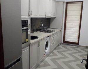 BORHANCI - Vanzare apartament cu 2 camere, decomandat, terasa, gradina, parcare