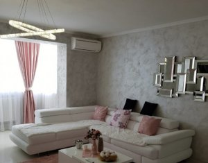 MANASTUR - Apartament 3 camere decomandat, 2 bai, finisat lux, zona Primaverii