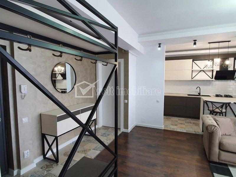 Apartament de vanzare 2 camere, 52 mp utili, lux, complex Luminia, Europa