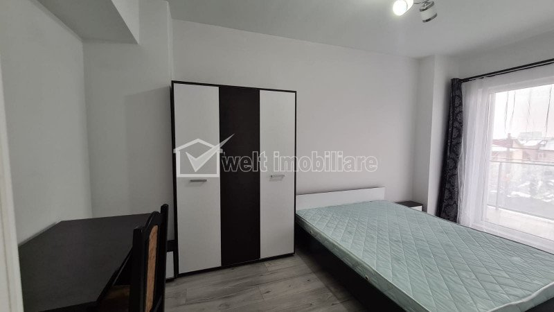 Apartament de vanzare, 2 camere, 54 mp, etaj 2 din 8, balcon, finisat, Marasti