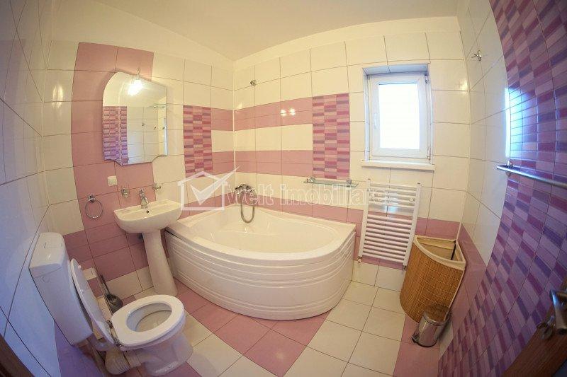 Lakás 4 szobák kiadó on Cluj-napoca, Zóna Centru