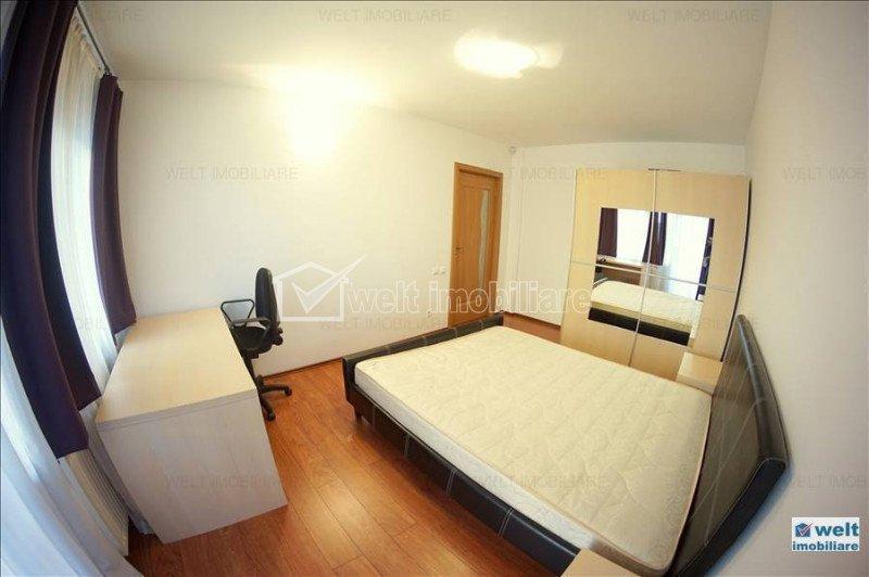 Apartment 3 rooms for rent in Cluj-napoca, zone Centru
