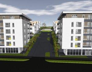 Vanzare apartament tip studio, 2 camere, 40 mp, proiect nou, ansamblu privat