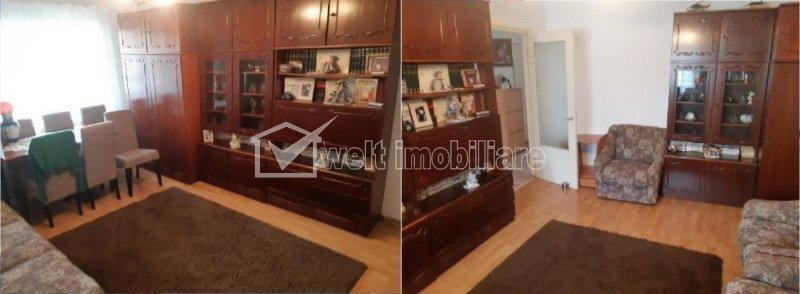 Apartament 3 camere, decomandat, perfect pt investitie sau locuinta