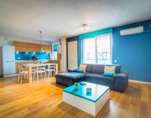 Inchiriere apartament de lux cu 3 camere, zona centrala, Platinia Residence
