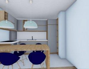 Apartament Floresti Mobilat si Utilat Modern 56mp cu Parcare
