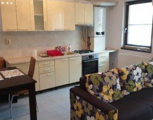 Inchiriere apartament 2 camere, modern, terasa, parcare, Intre Lacuri