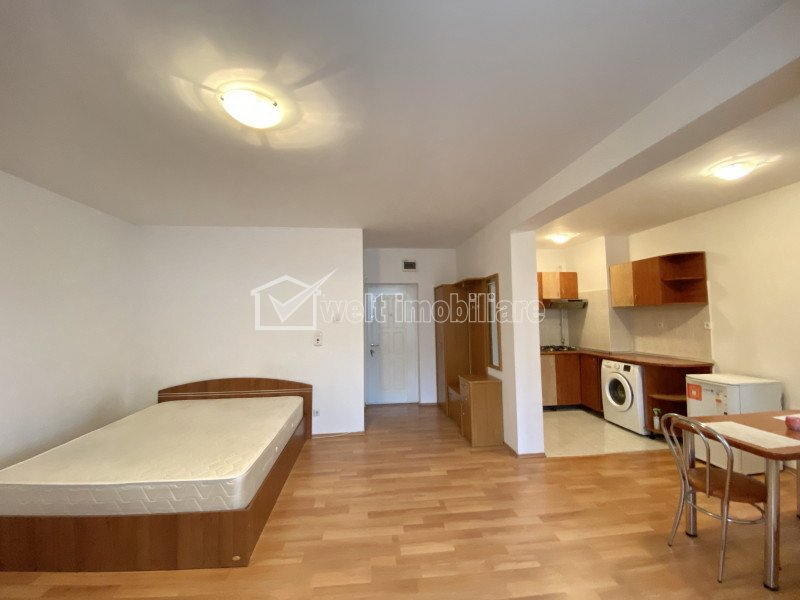 Inchiriere Apartament cu 1 camera, cartier Zorilor, zona hotel Golden Tulip