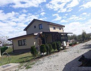 Casa 3 dormitoare, 800 mp teren, Jucu de Mijloc, aer curat, liniste, spatiu