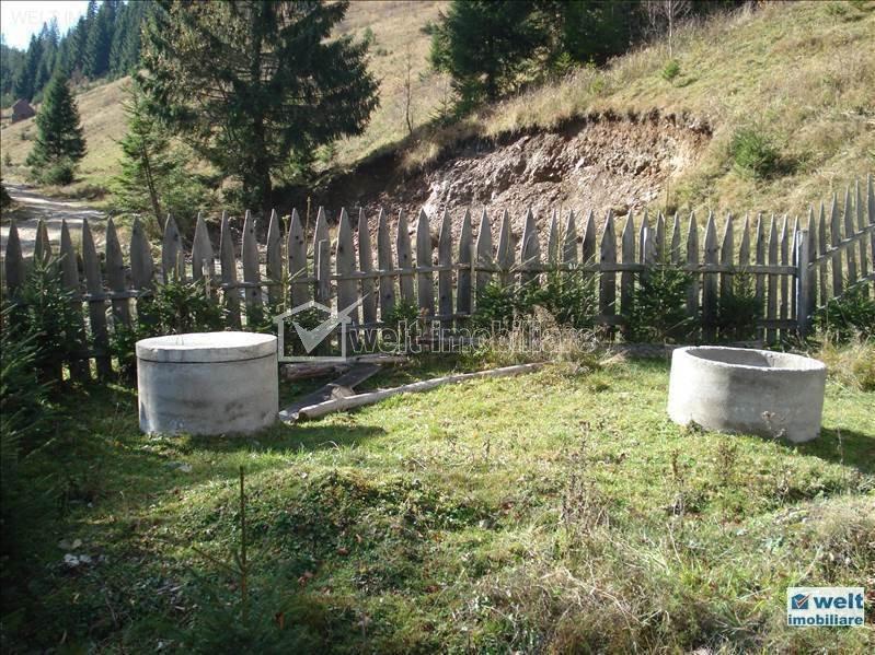 Vanzare casa familiala cu CF, 500 mp curte, zona Muntele Baisorii