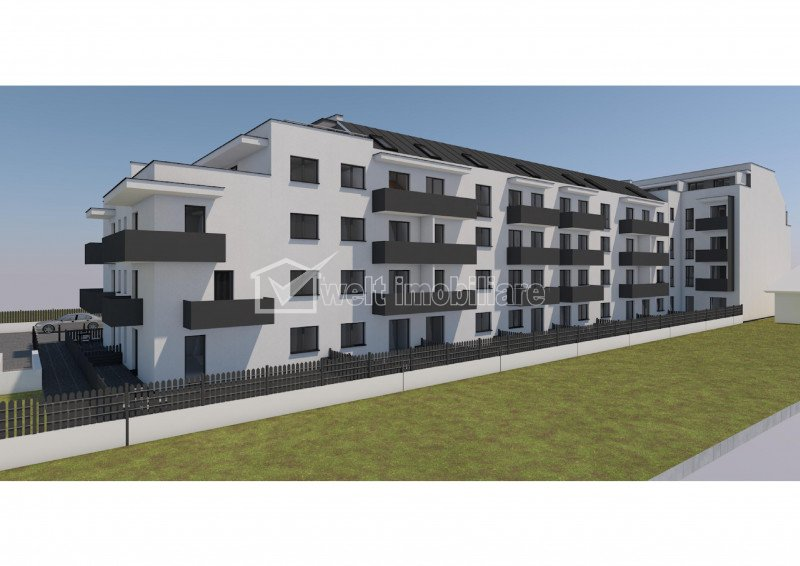 Apartment 3 rooms for sale in Cluj-napoca, zone Someseni