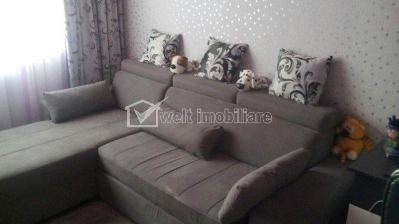 Gruia - apartament cu 2 camere, 40 mp, mobilat, utilat, ideal credit prima casa