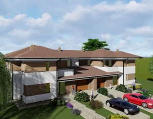 Vanzare casa superba in zona Wonderland, 180 mp utili, garaj, teren 600 mp