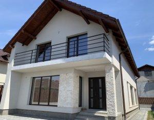 Vanzare casa noua, finalizata, Someseni, 230 mp, teren 380 mp, zona IRA, P+E+pod