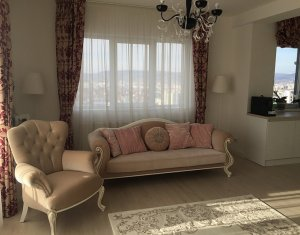 Apartament de lux cu 3 camere in Gheorgheni cu priveliste asupra orasului