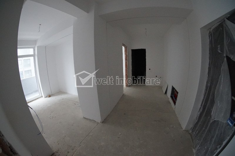 OCAZIE! Apartament cu 3 camere, terasa, etaj intermediar, Marasti