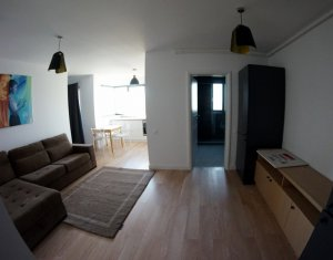 Inchiriere apartament 3 camere cu garaj, etaj 3 , Avella Residence