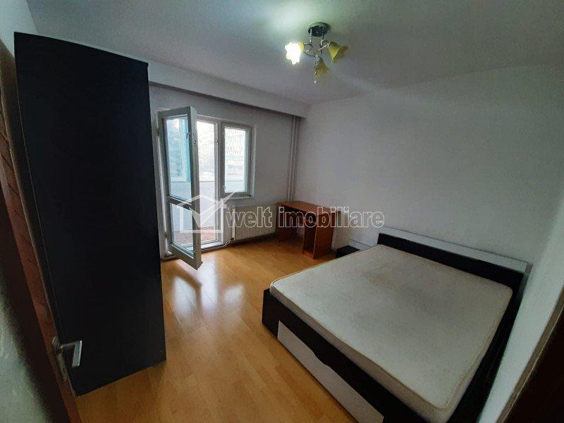 Inchiriere Apartament 3 camere decomandate, cartier Marasti, zona The Office