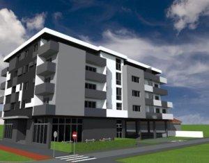 Zona Kaufland-IRA - Apartament 39 mp cu balcon Marasti, proiect nou