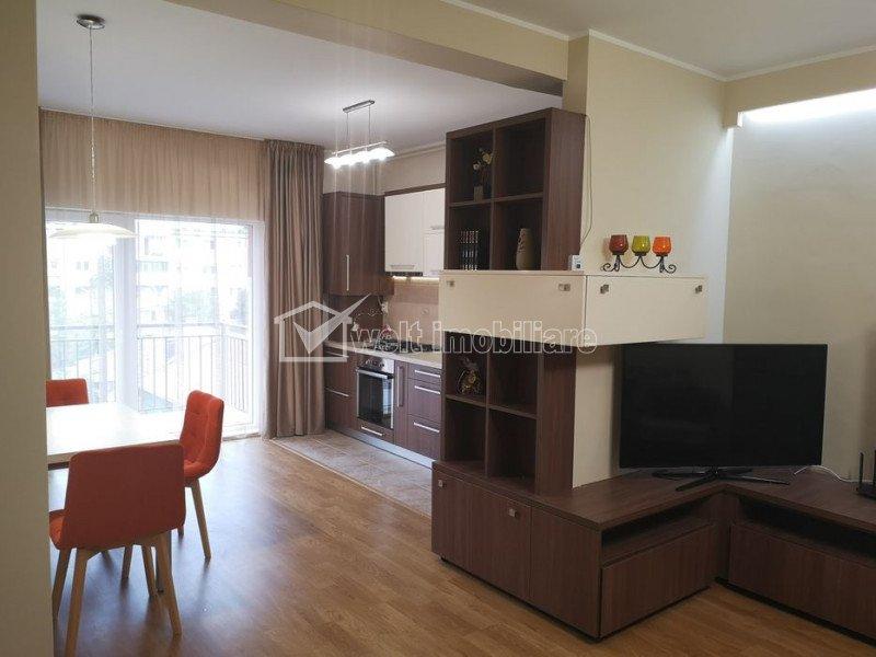Apartament 2 camere, Modern, Piata Marasti
