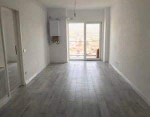 Apartament 2 camere, 40 mp, etaj 7 din 8, balcon, finisat, imobil nou, Marasti