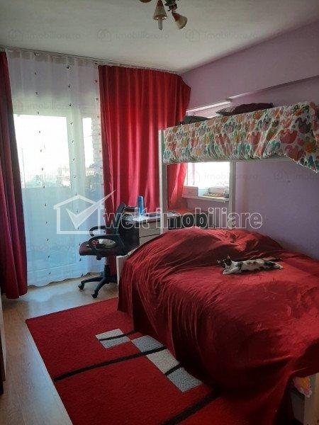 Apartament 3 camere, decomandat, in Zorilor