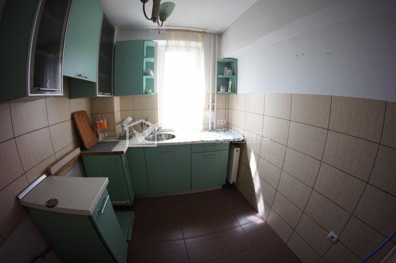 Apartament 2 camere 45 mp utili balcon 12 mp etaj 6 din 10 Gheorgheni