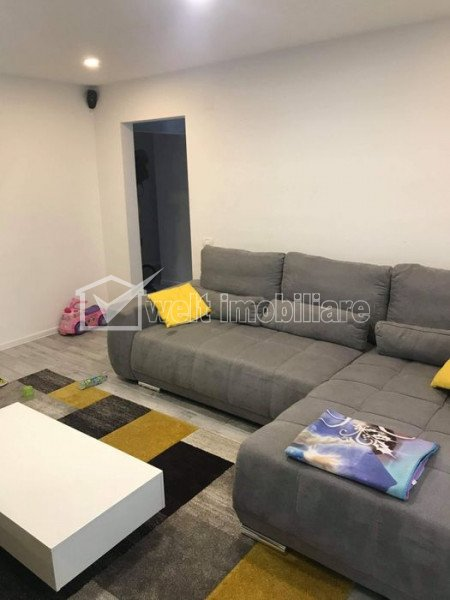 Apartament cu 4 camere, 88 mp, 2 bai, 2 balcoane, etaj 1 din 4 Manastur