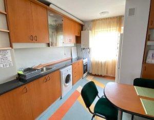 Apartament 3 camere decomandat, cu 2 balcoane, etaj intermediar, in Zorilor