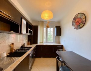 Apartament 1 camera, 40 mp, balcon, etaj 1 din 3, parcare subterana, Buna Ziua