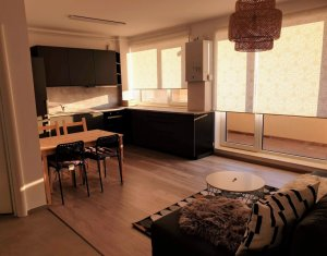 Apartament 3 cam, 63 mp, P-ta Abator, LUX