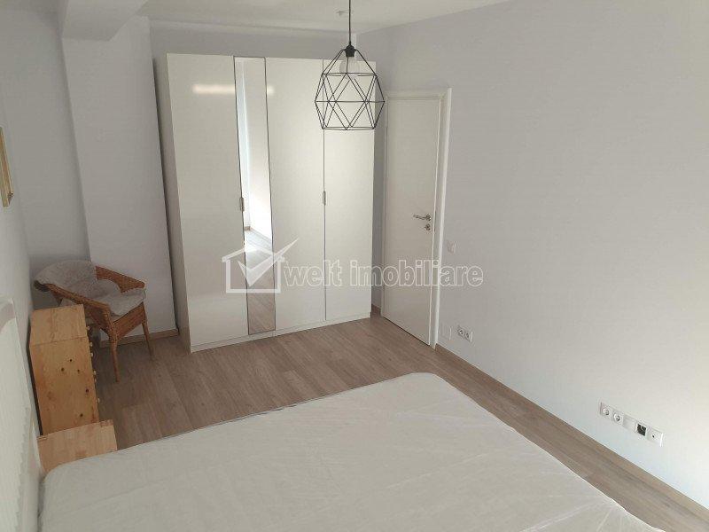 Apartament 3 cam, 63 mp, P-ta Abator, LUX