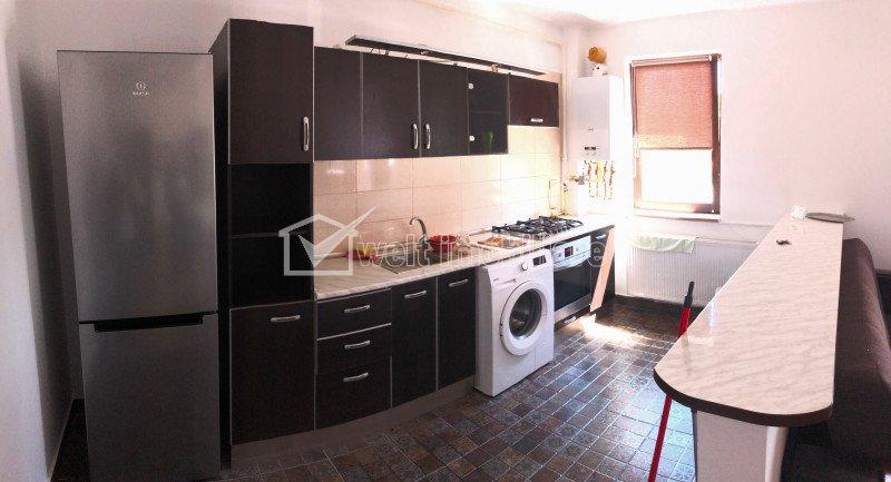 Apartament 2 camere 54 mp, mobilat, zona Somesului