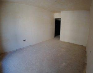 Apartament 2 camere, 74 mp, semifinisat, 2 bai, Andrei Muresanu