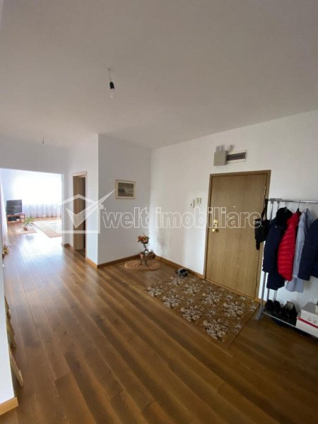 Apartament 3 camere 102 mp, bloc tip vila, panorama, Andrei Muresanu