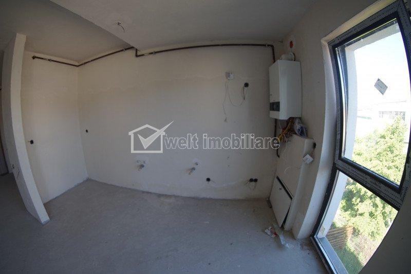 MARASTI - Apartament 2 camere semifinisat, bloc nou, NORDUM Residence Cosasilor