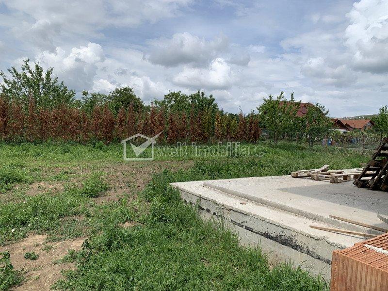 Superoferta! Vanzare casa la rosu in Someseni, 160 mp, P+E+M, teren 550 mp