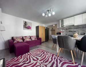 Apartament 2 camere, semidecomandat, zona Baciu