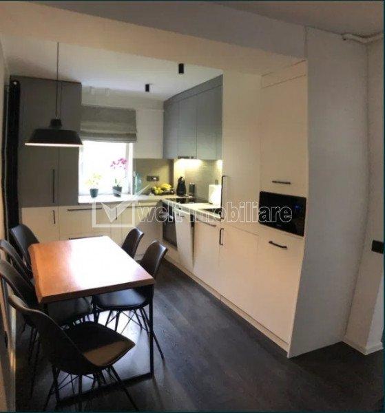 Apartament 2 camere, 54 mp utili, decomadat, Manastur, mobilat lux